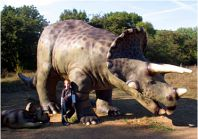 Життя динозавра