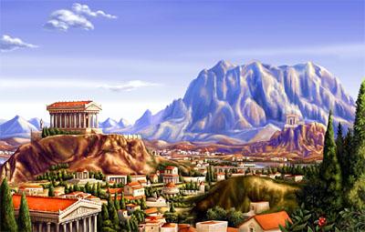 Стародавня Греція