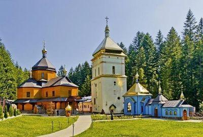манявський монастир