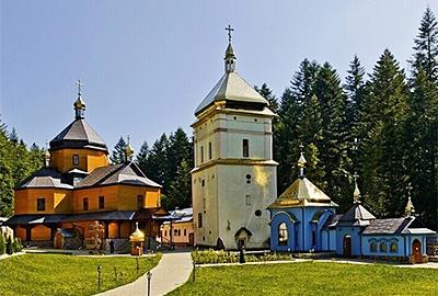 Монастир Манявський Скит