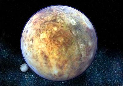 Карликова планета Плутон