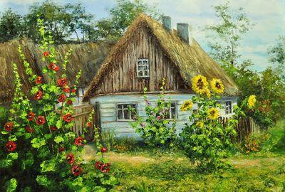 рідне село
