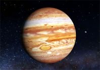 Планета Сонячної системи Юпітер